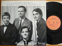 Kraftwerk – Trans Europa Express +  Innerbag  1977 ( LP )