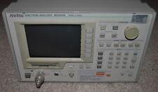Anritsu MS2601B 100Hz to 2.2GHz Spectrum analyser