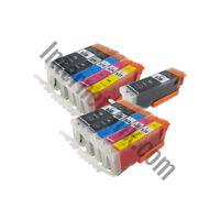 11XL PGI-570 CLI-571 Ink Cartridges for Canon MG7750 MG6850 MG5750 TS9050 TS8050