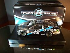 Kyle Larson #42 DC Solar Darlington Color Chrome Autographed 2018 Chevrolet ZL1