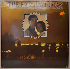 "OST - SOUNDTRACK - THE FAR PAVILIONS - CARL DAVIS 12""  LP (N273)"