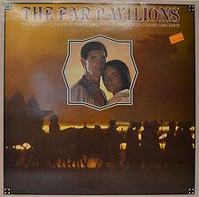 """OST - SOUNDTRACK - THE FAR PAVILIONS - CARL DAVIS 12""""  LP (N273)"""