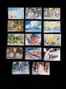 Topps Trading Cards Pokemon 2000 Movie Animation Edition Lot Bundle Holos