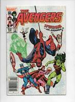 AVENGERS #236, VF+, Spider-man, Captain Marvel, 1963 1983, Marvel