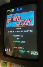 Bomb jack * BOOTLEG working PCB JAMMA with adaptor