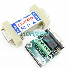 RS232 to RS485 1.2KM Data Interface Adapter Converter 9 Pin NEW
