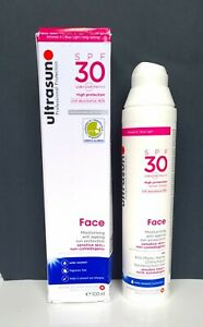ULTRASUN SPF 30 FACE MOISTURE ANTI AGEING SUN PROTECTION