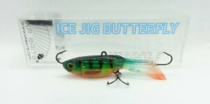 XP Baits Ice Jig Butterfly - Fishing Reels Rod Tackle Micro Jigs Lures