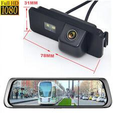 170° Car Rear View System Backup Reverse CCD 1080P HD Camera Night Vision Kit US