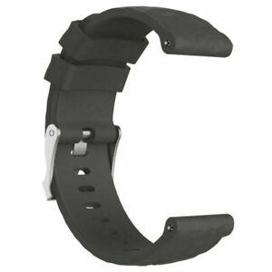 For Suunto Spartan Sport Wrist HR Baro Silicone Watch Wrist Band Strap Bracelet