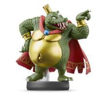 Amiibo King K. Rool Super Smash Bros Series Nintendo Japan
