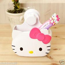 Hello Kitty Bathroom Kitchen Suchion Holder Stand Storage KK646
