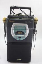 Venturer Model CDG-63 CD/ CD Graphics / Karaoke System Karaoke Machine