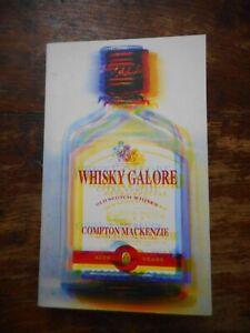 Whisky Galore Compton Mackenzie Penguin Book