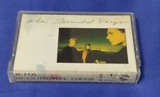 A-HA SCOUNDREL DAYS mc cassette very good conditions Rock Pop New Wave