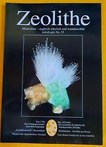 ExtraLapis Zeolithe – Mineralien – zugleich nützlich und wunderschön, No. 33