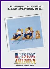 Raising Arizona  2  Comedy Movie Posters Classic Cinema
