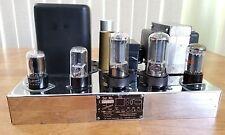 The Craftsmen 500 Ultra-Fidelity Amplifier Tube Amp Vintage Refurbished WORKING