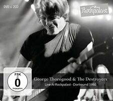 George Thorogood and The Destroyers - Live At Rockpalast  Dortmund 1980 [CD]