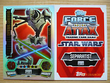 Star Wars Force Attax Serie 3, LE6 General Grievous, limitierte Auflage!