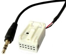 Adaptador cable AUX jack 3.5mm para RCD210 RCD310 RCD510 VW Passat Golf Touareg