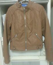 BNWT valley girl Leather Jacket stylish & elegant
