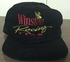 Vintage Winston Racing Team Adjustable Hat Cap NASCAR 85fc92665430
