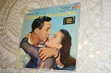 SOUNDTRACK marjorie morningstar LP LOC 1044 Vinyl 1958 1s/2s Mono GOOD CONDITION