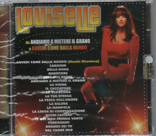 LOUISELLE CD made in ITALY 2004 sigillato SEALED Omonimo Same 19 tracce