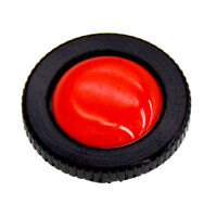 1 Pack Round Quick Release Plate for Manfrotto Compact Action Tripods Red