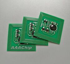 3 x Color Drum Chip For Xero C5540 C5400 C5500 C6550 C6650 C7750 C7600 CT350362