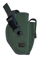 Deluxe Commando OD Green Right Handed Belt Pistol Holster BB Gun Tactical 218GR