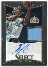 2012-13 Select 256 Kenneth Faried Rookie RC SP GU Auto 228/249 Denver Nuggets