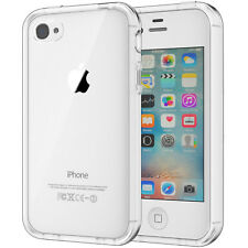 JETech Case for Apple iPhone 4s iPhone 4 Shock-Absorption Bumper Cover