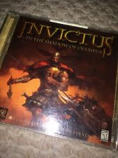 Invictus In The Shadow Of Olympus 2 Disc Computer PC Video Game+Case