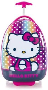 """Hello Kitty Girl's 18"""" Carry-On Luggage (Multicolored)"""