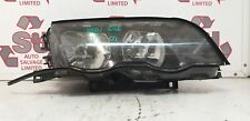 Bmw 3 Series E46 o/s off driver side right head light lamp