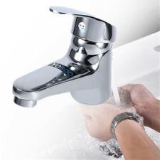 Waschtischarmatur Einhandmischer Waschbecken Wasserhahn Kalt//Warm Bad Küche GOOD