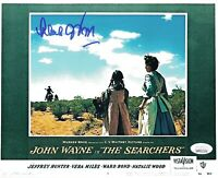 LANA WOOD Signed The Searchers WESTERN 8x10 Photo In Person Autograph JSA COA