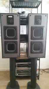 Sony APM 141 ES Speakers