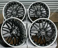 "18"" Bpl 190 Alloy wheels Fit Bmw 3 + 4 Series F30 F32 F34 F32 F33 F36 X4 F26 Wr"