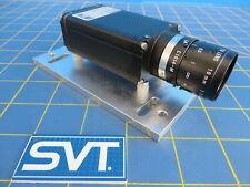 Basler slA1600-14fm Machine Vision Area Scan Camera w/ Pentex 16mm 1:1.4 Lens