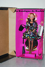 SAVVY SHOPPER BARBIE DOLL, DESIGNED BY NICOLE MILLER, MATTEL # 12152, 1994, NRFB