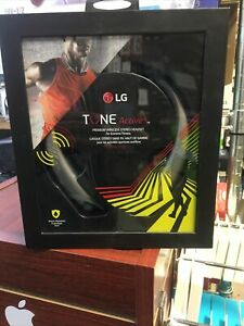 Brand New HBS-A100.LG Tone Active+ Wireless Stereo Headset -Stereo -Silver