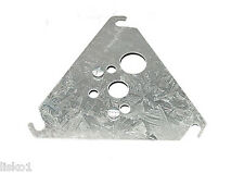 """William Marvy Barber Pole TYPE A ELECTRIC MOTOR MOUNTING PLATE 6""""-8"""" SERIES"""