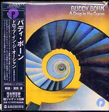 Buddy Bohn A Drop in THe Ocean Japan CD w/obi AIRAC-1504