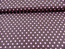 """tela de Vestido """"Pünktchen"""" 100% algodón 150cm de ancho Multicolor"""