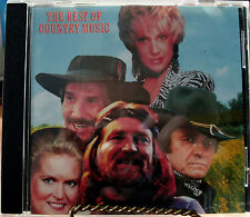 THE BEST OF COUNTRY MUSIC by VARIOUS ARTISTS 1991 SONY