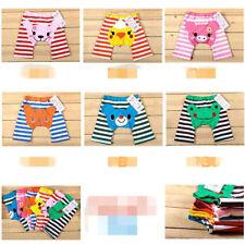 Baby Kids Infant Children 100% Cotton cartoon pants leggings 1yr