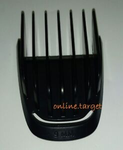 Philips Norelco MG7790 MG3750 Hair Timmer Clipper 9mm Guard Comb OEM